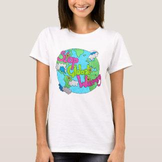 Stop Global Warming - Textured | Shirt