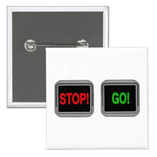 Stop Go Button