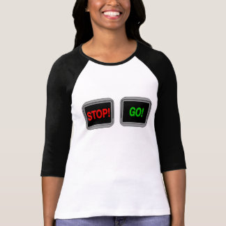 Stop Go T-shirt