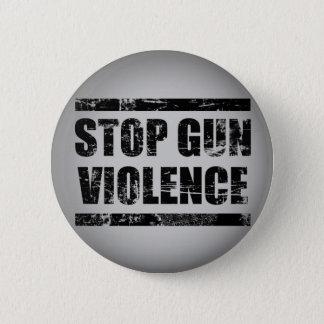 Stop Gun Violence Button