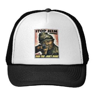 Stop Him Hats