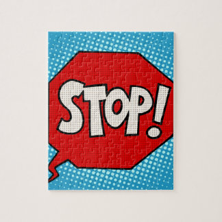 Stop Jigsaw Puzzle