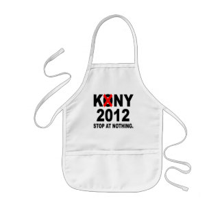 Stop Joseph Kony 2012, Stop at Nothing, Political Apron