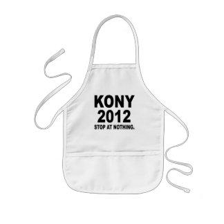 Stop Joseph Kony 2012, Stop at Nothing, Political Kids Apron
