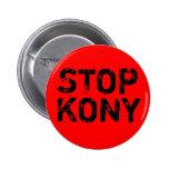 Stop Kony Pin