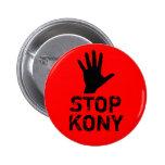 Stop Kony Pins