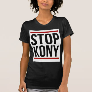 """""""Stop Kony"""" T Shirts (Tees) and Hats"""