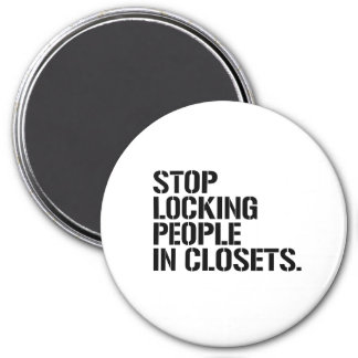 Stop Locking People in Closets - - LGBTQ Rights -  Magnet