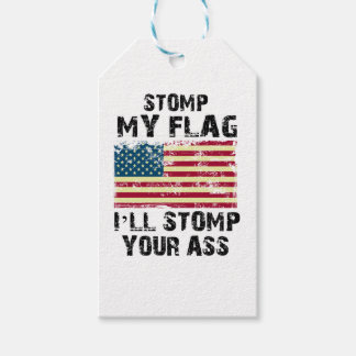 stop my flag i will stomp your gift tags