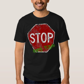Stop Noob Tubing Tee Shirts