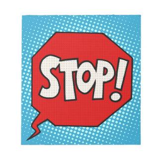 Stop Notepad