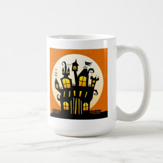Stop On By Halloween Mug