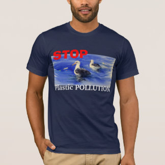 STOP Plastic Pollution T-Shirt