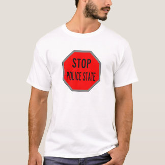 Stop police state enoughnow T-Shirt