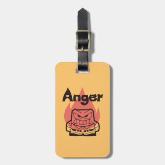 Stop Pushing My Buttons! Luggage Tag