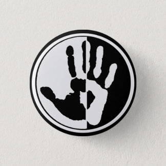Stop Racism! 1 Inch Round Button