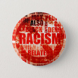Stop Racism 2 Inch Round Button