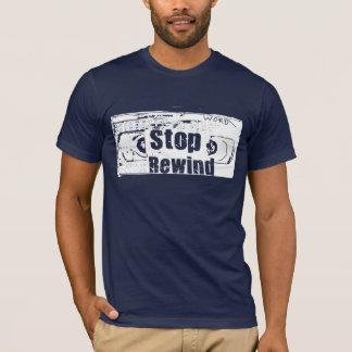 Stop, Rewind, redux T-Shirt