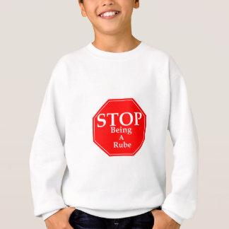 Stop Rubeness Sweatshirt