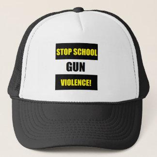 STOP SCHOOL GUN VIOLENCE HAT