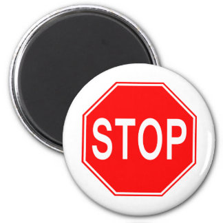 STOP Sign - Magnet