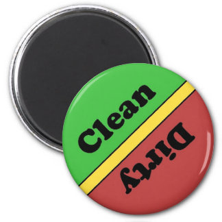 Stop Signal Dishwasher Magnet