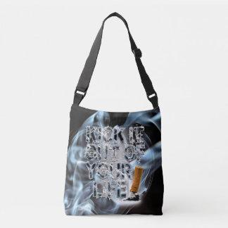Stop Smoking Crossbody Bag