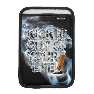Stop Smoking iPad Mini Sleeve