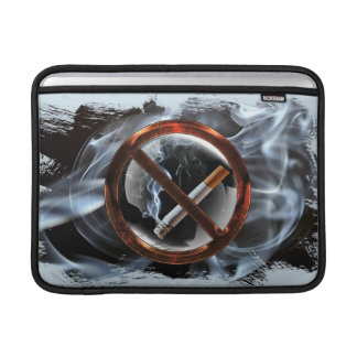 Stop Smoking MacBook Sleeve