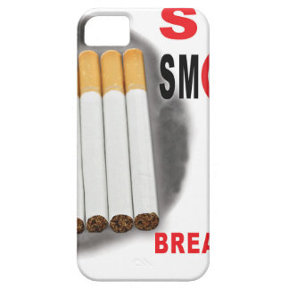 Stop Smoking Reminders - No More Butts Case For The iPhone 5
