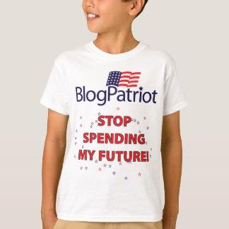 Stop Spending My Future! T-Shirt