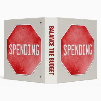 Stop Spending Vinyl Binders