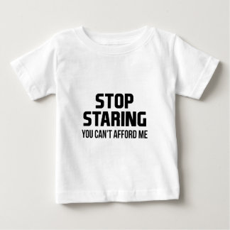 Stop Staring Baby T-Shirt