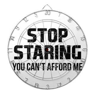 Stop Staring Dartboard