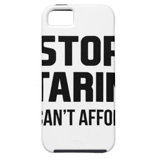 Stop Staring iPhone 5 Cases