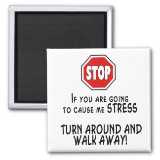 Stop Stress Magnet