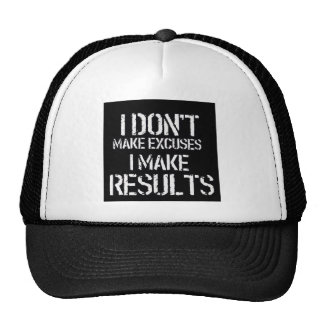 stop talking trucker hat