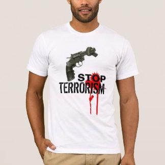 Stop Terrorist T-Shirt