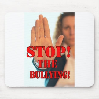 STOP THE BULLYING MOUSE PAD