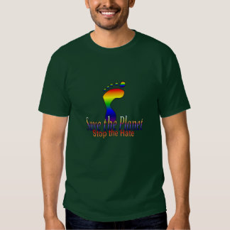 Stop the hate tees