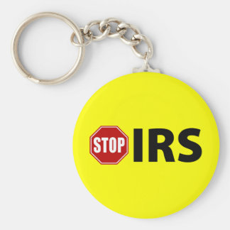 Stop the IRS Keychain