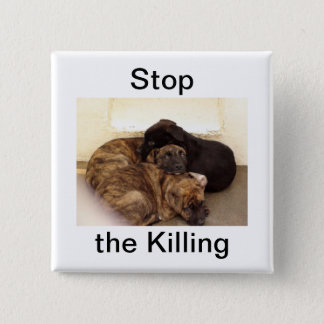 Stop the Killing Support Button