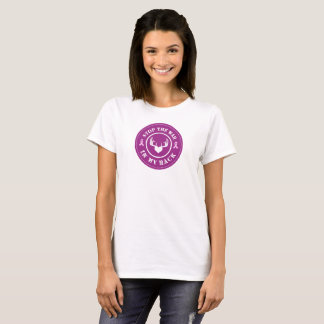Stop The War In My Rack - Breast Cancer Awareness T-Shirt