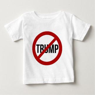 Stop Trump Baby T-Shirt