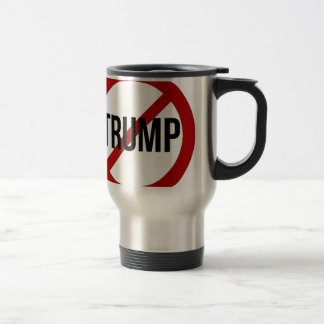 Stop Trump Travel Mug