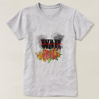 Stop War-Make art T-Shirt