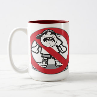 Stop Whining Coffee Mug