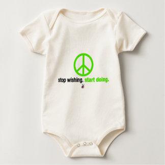 Stop wishing. Start doing. Baby Creeper