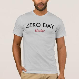 Stop Zero Day Hackers T-Shirt