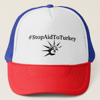 #StopAidToTurkey Hat